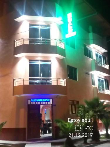 Hostal Restaurante Jherly, Luya