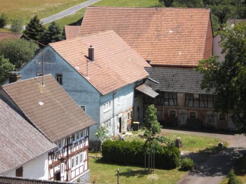 Gastezimmer im Reiterhof im Vogelsberg, Vogelsbergkreis