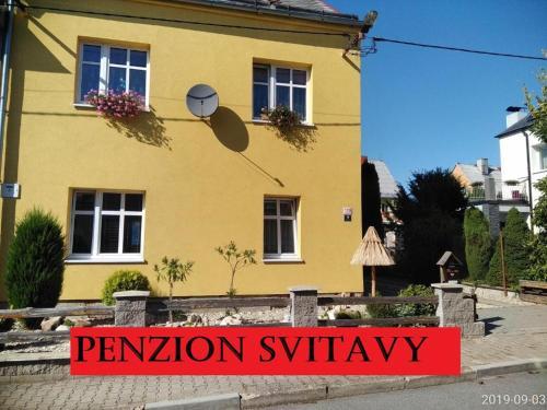 Penzion Svitavy, Svitavy