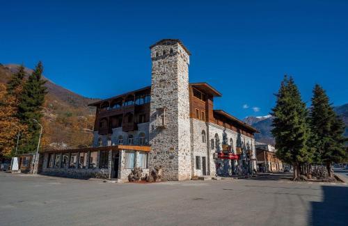Hotel Svaneti, Lentekhi