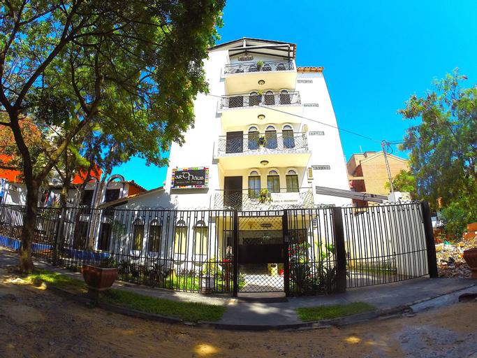 Arthaus Boutique Hotel, Asunción