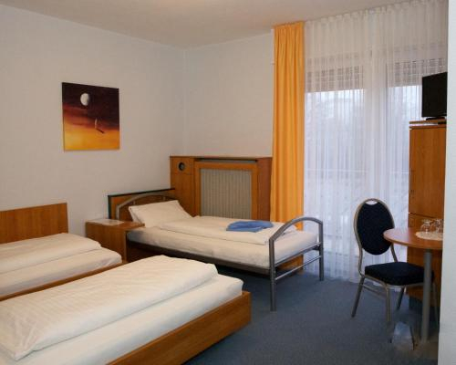 Svg Hotel Kalimera, Ludwigshafen am Rhein