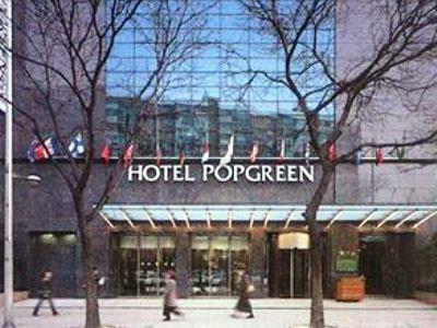 Hotel Popgreen, Seongdong