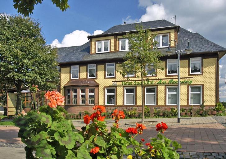 Haus Saarland am Rennsteig, Schmalkalden-Meiningen