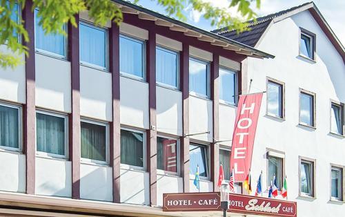 Hotel Cafe Schlack, Tuttlingen