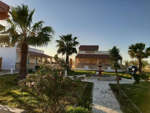 Auberge Essanya (Dar Essanya), Metouia