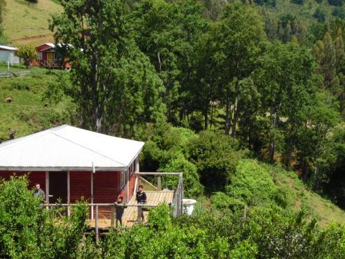 Cabana a 80 Metros del Lago Lleu Lleu, Arauco