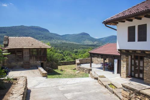 House with gorgeous view, Dryanovo