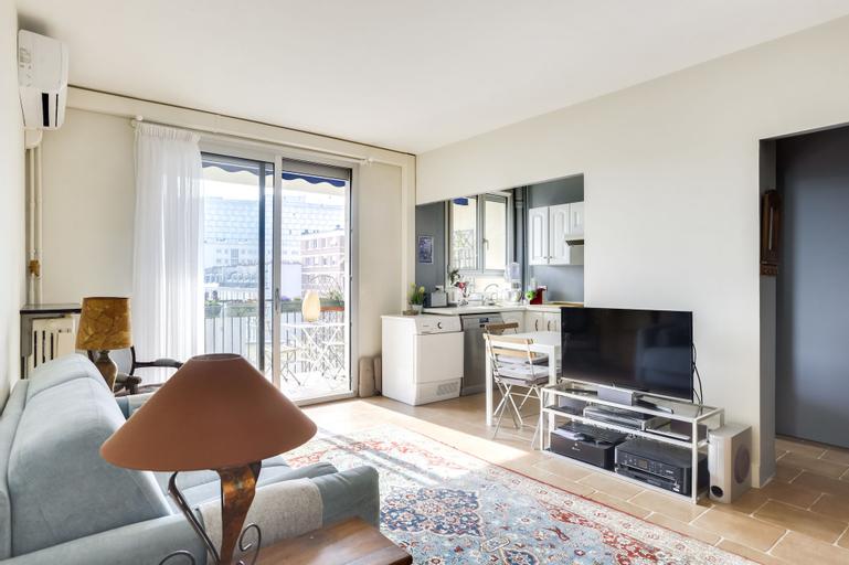 Appartement terrasse, Paris