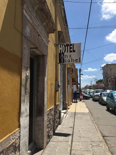 Hotel Ana Isabel, Durango