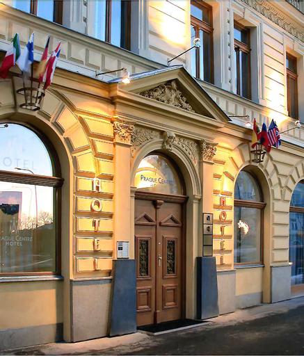 Prague Centre Superior, Praha 2