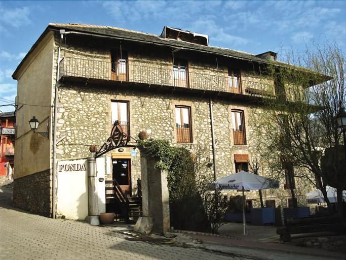 Fonda Biayna, Lleida