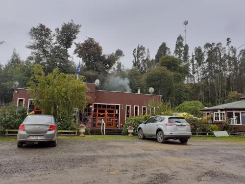 Hosteria Pueblo Hundido, Cauquenes
