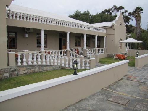 Grand Hotel Laingsburg, Central Karoo