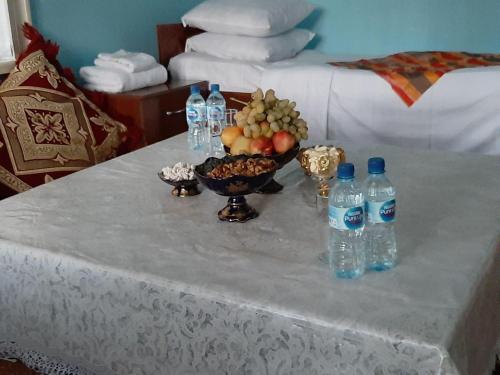 Burkhan's guesthouse, Dang'ara