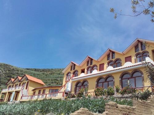 Hostal Mirador del Inca, Manco Kapac