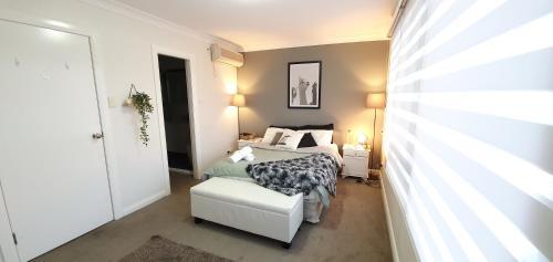 Wildlife Concept Bedroom, Marrickville