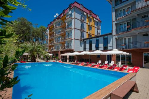 Iveria Elli Hotel, Ozurgeti