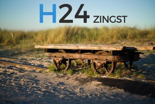 H24ZINGST - Das Ferienhaus, Vorpommern-Rügen