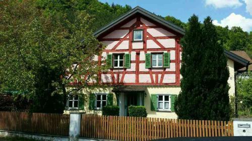Ferienhaus am Muhlbach, Eichstätt