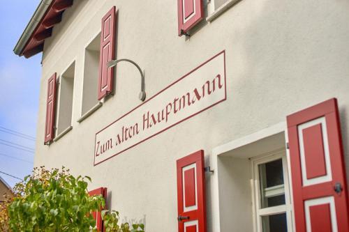 Zum alten Hauptmann, Gotha