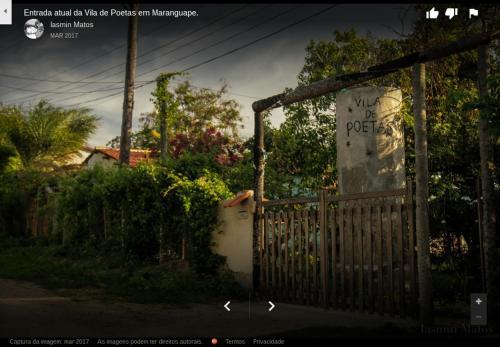 Vila de Poetas, Maranguape