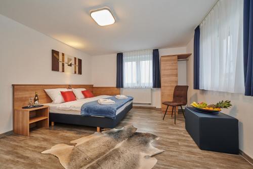 Sunny Hotel Straubing, Straubing-Bogen