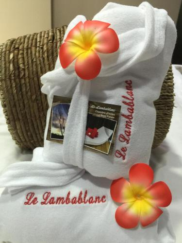 Le Lambablanc, Bras-Panon
