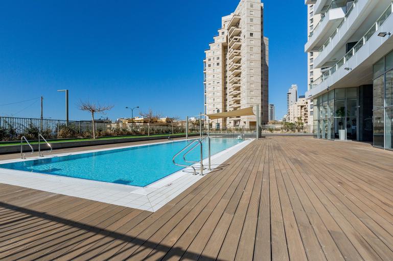 Nat 600 Beach-Luxury Appartment,
