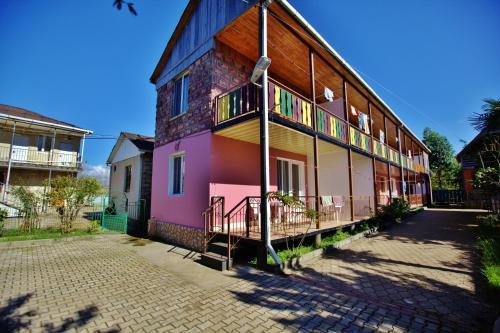 Гостевои дом LeLeKa-House-Ureki, Ozurgeti