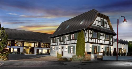 Hotel Au Petit Pont, Bas-Rhin