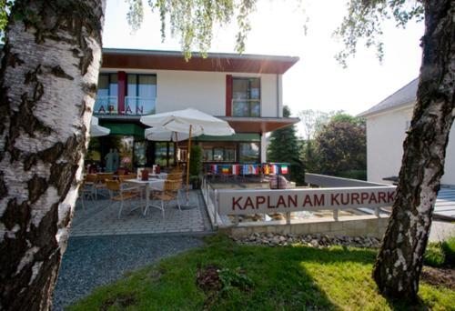 Kaplan am Kurpark, Oberwart