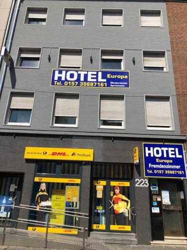 Hotel Europa, Mönchengladbach
