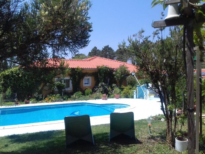 Studio in Nazaré, With Pool Access, Furnished Garden and Wifi - 7 km F, Nazaré