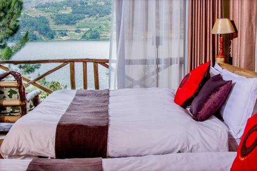 Lake Mulehe Safari Lodge, Kinkiizi