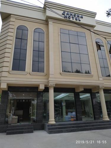 Zamona Hotel, Tashkent City