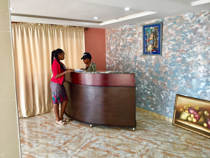 Princecourt Hotels Osogbo, Egbedore