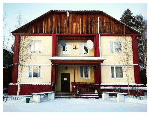 Mini-hotel Uyut, Lenskiy rayon