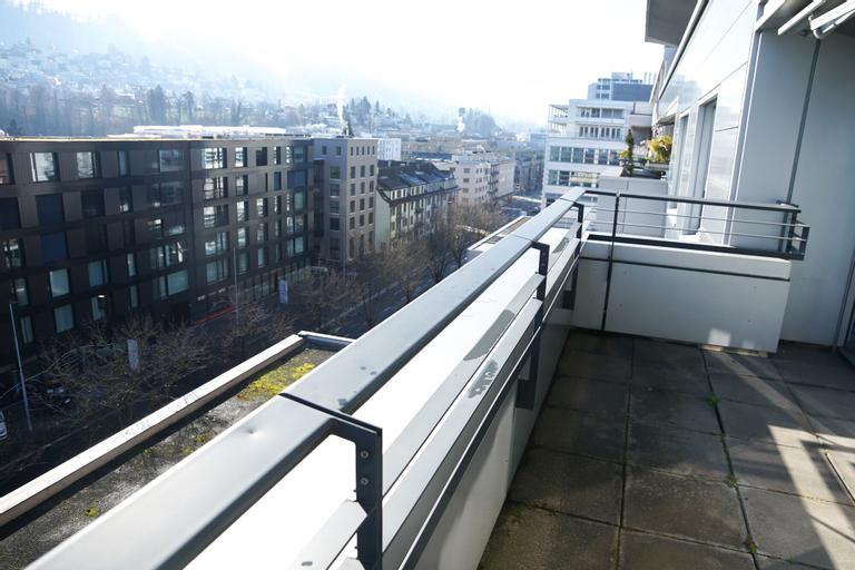 OCTO Apartments, Zug