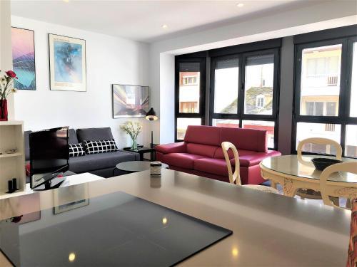4 Apartamentos de Autor, Lugo