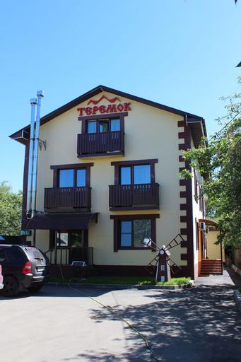 Hotel Teremok Zavoljskiy, Tver'