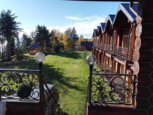 Guest house Glaz Orla, Yur'evskiy rayon