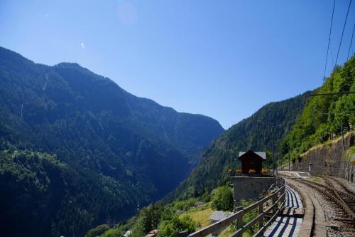 Lieu Secret dans les Alpes Suisses, Saint-Maurice