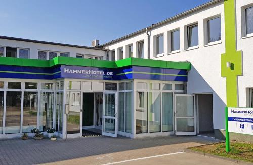 Hammerhotel, Halle (Saale)