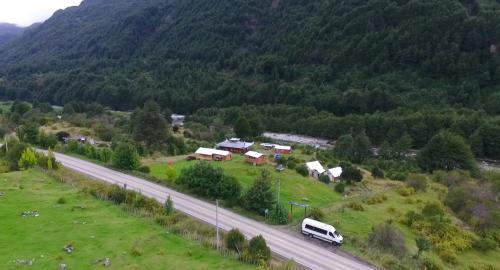 Refugio Cabanas Chinook, Aisén