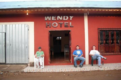 Hotel Wendy El Sauce, El Sauce