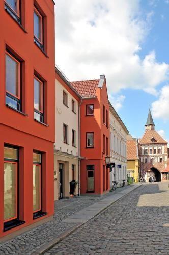 Ferienhaus - Am Kutertor, Vorpommern-Rügen