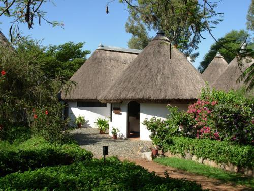 Speke Bay Lodge, Lake Victoria