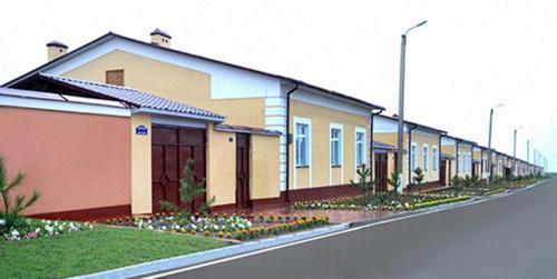 Sayyoh guest house, Sariosiyo
