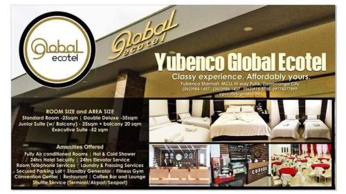 Yubenco Global Ecotel, Zamboanga City